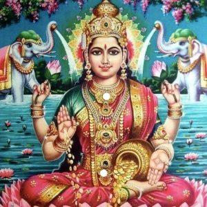 Ritual Diosa Lakshmi